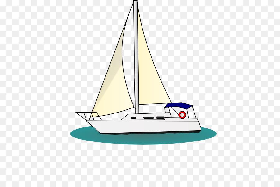 Boat clipart yacht. Sailboat sailing clip art