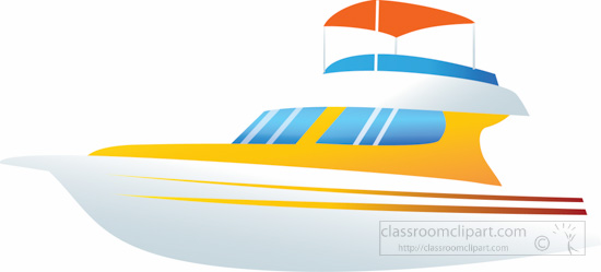 Boats clipart yacht. And ships on the