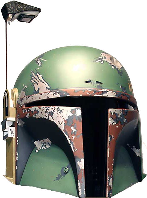 Star wars movie posters. Boba fett helmet png