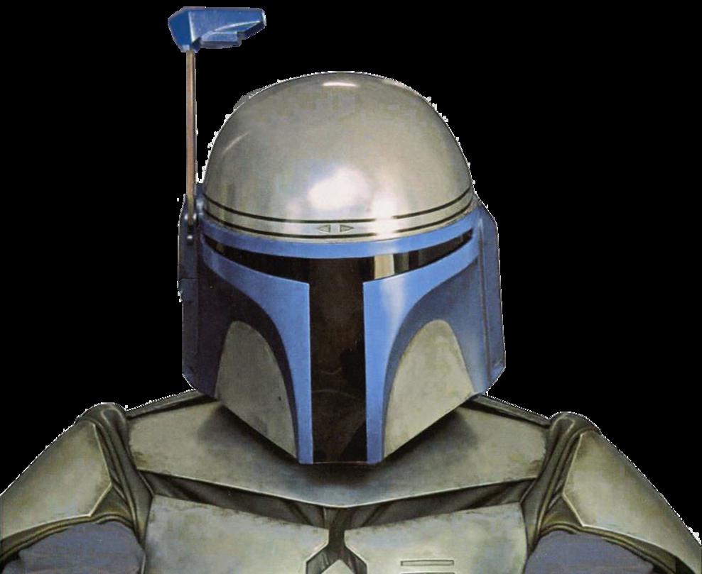 Boba fett helmet png. Star wars aotc jango