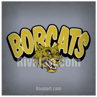 On rivalart com cd. Bobcat clipart