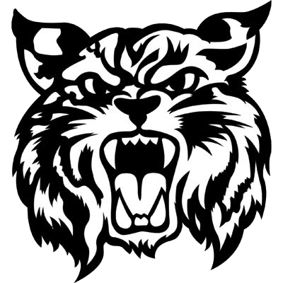 Tournament registration bg junior. Bobcat clipart bobcat head