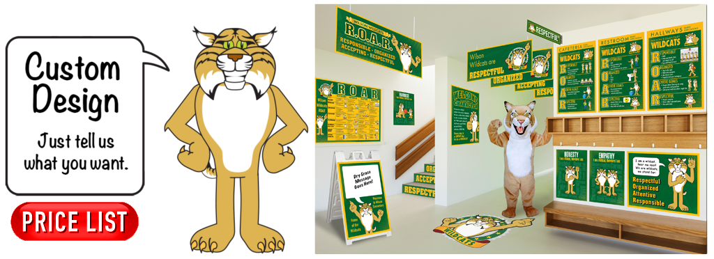Bobcat clipart character. Mascot junction kid friendly
