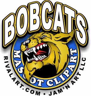 On rivalart com. Bobcat clipart cool