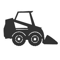 Bobcat clipart equipment bobcat. Construction parts llc bobcatx