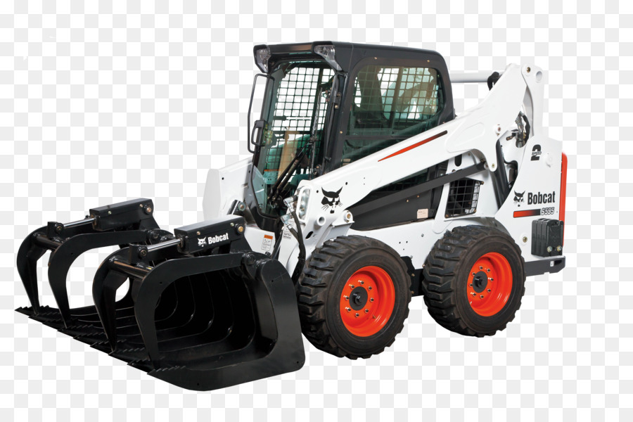 Company skid steer loader. Bobcat clipart equipment bobcat