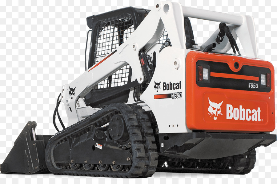 Bobcat clipart equipment bobcat. Car cartoon tire transparent