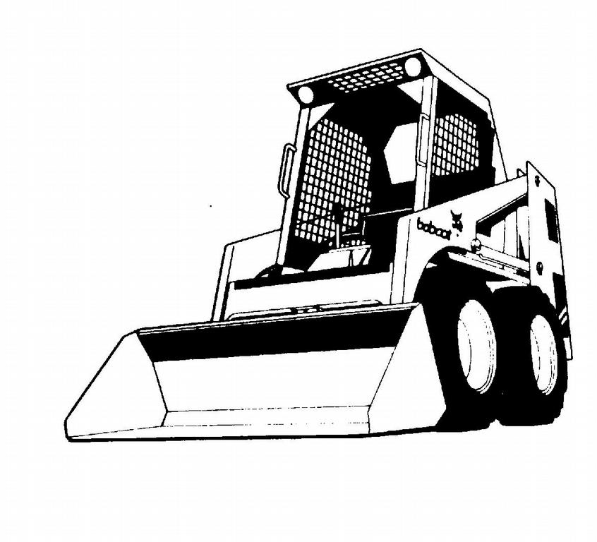 Bobcat clipart equipment bobcat. Logo movieweb