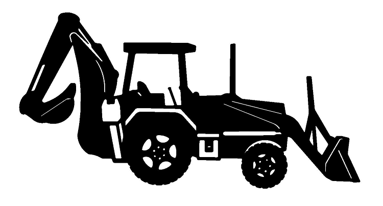 Jcb machine construction free. Bobcat clipart equipment bobcat