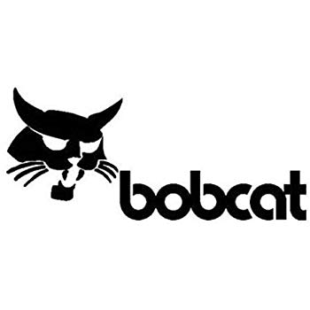 Amazon com logo black. Bobcat clipart equipment bobcat