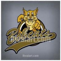 On rivalart com ct. Bobcat clipart friendly