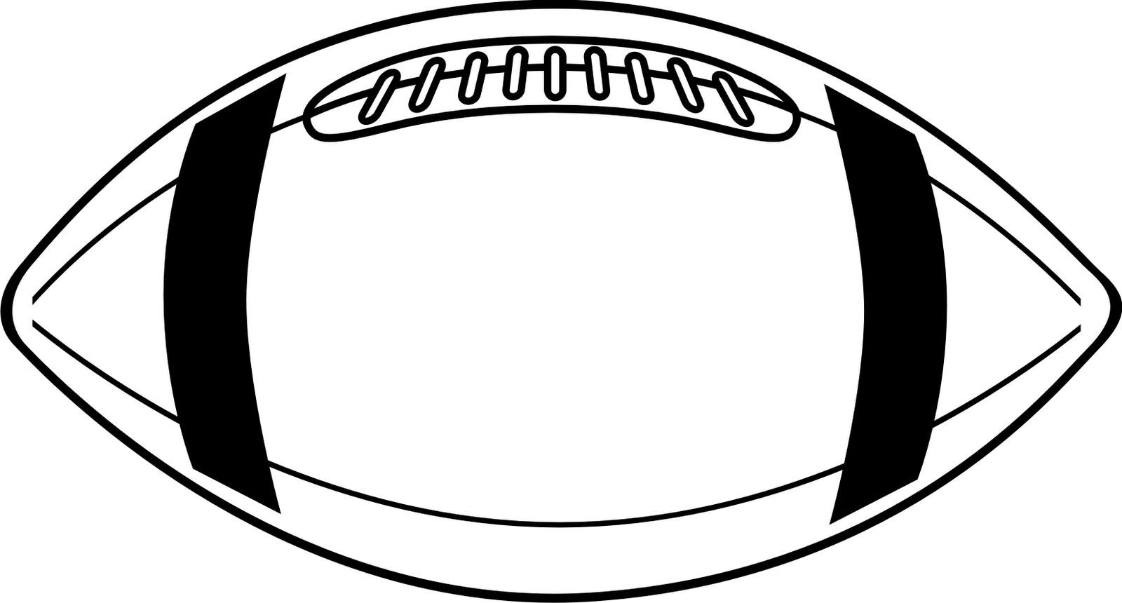 Jersey clipart football fan. Free line art download