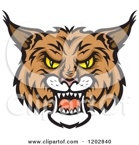 Bobcat clipart lion. Uc merced free collection