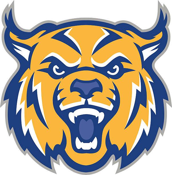 Bobcat clipart logo. Pleasurable ideas of u