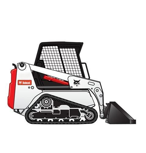 t for sale. Bobcat clipart machine