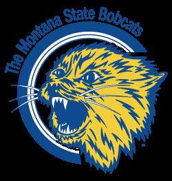 Throwback bobcats clothing . Bobcat clipart montana state university