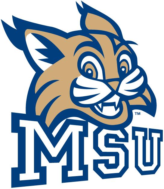 Mascotdb com bobcats . Bobcat clipart montana state university