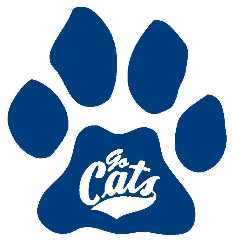 Bobcat clipart montana state university.  cat walk aug
