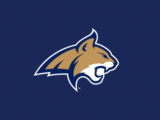 Unveils athletics facilities master. Bobcat clipart montana state university