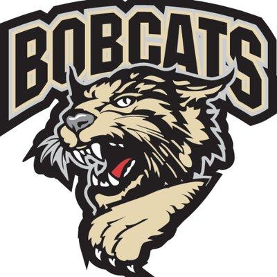 Bobcat clipart side view. Bismarck bobcats bismarckbobcats twitter