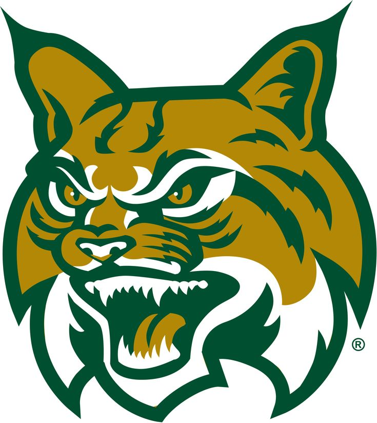 best bobcats logos. Bobcat clipart side view