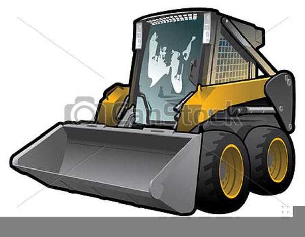 Bobcat clipart skidsteer. Skid steer free images