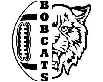 Bobcats etsy . Bobcat clipart svg