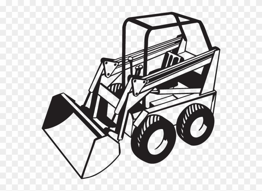 Png download pinclipart . Bobcat clipart tractor