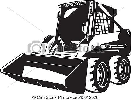 Bobcat clipart tractor. Portal