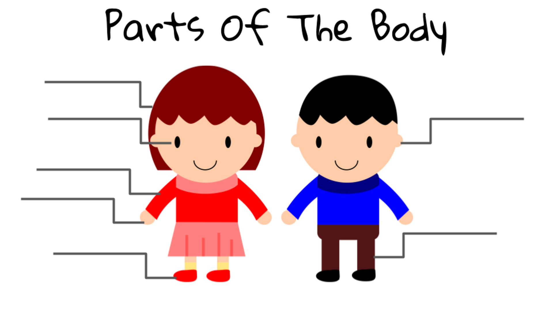 Body clipart. Parts of the station