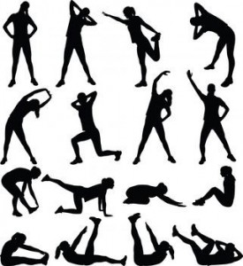 Body clipart body movement.  tricks to feel