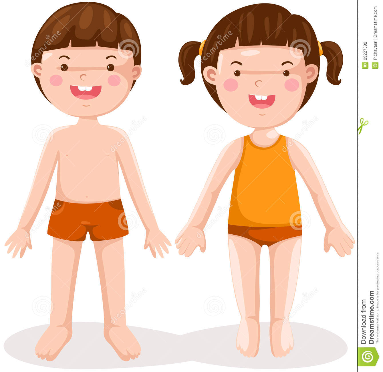 Body clipart boy's.  collection of girl