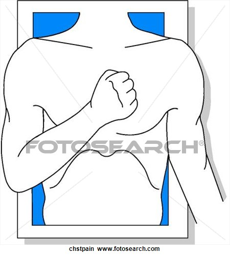 Body clipart chest. Part