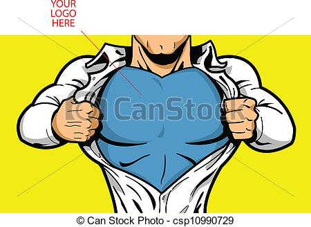 Station . Body clipart chest