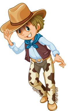 Body clipart cowboy. Shutterstock png cowboys clip
