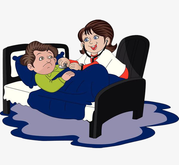 A who checks the. Body clipart doctor