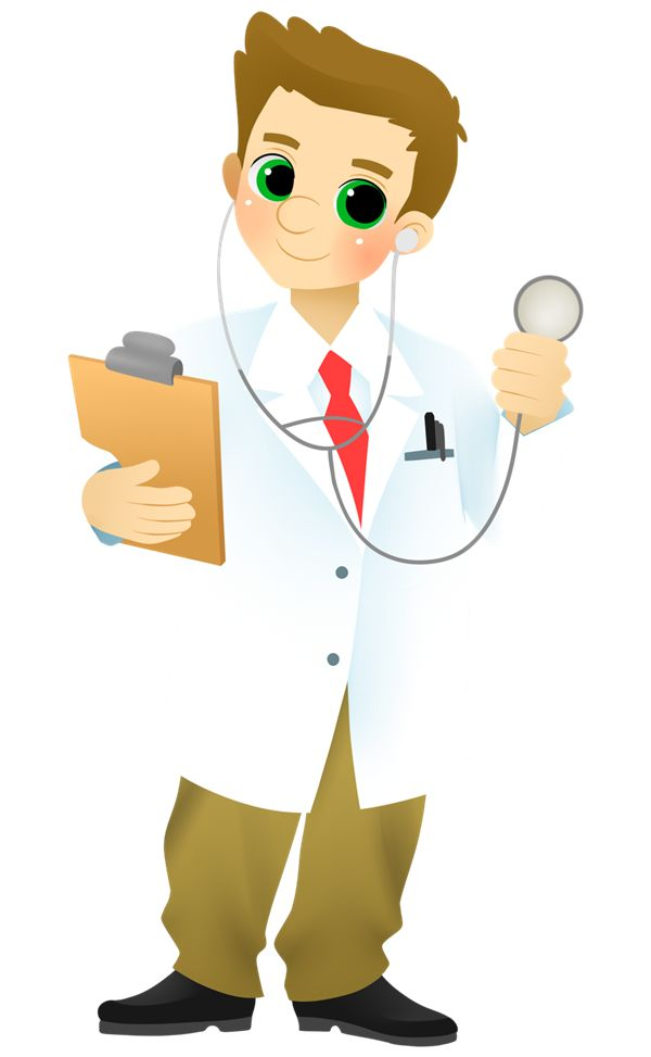 collection of medical. Body clipart doctor