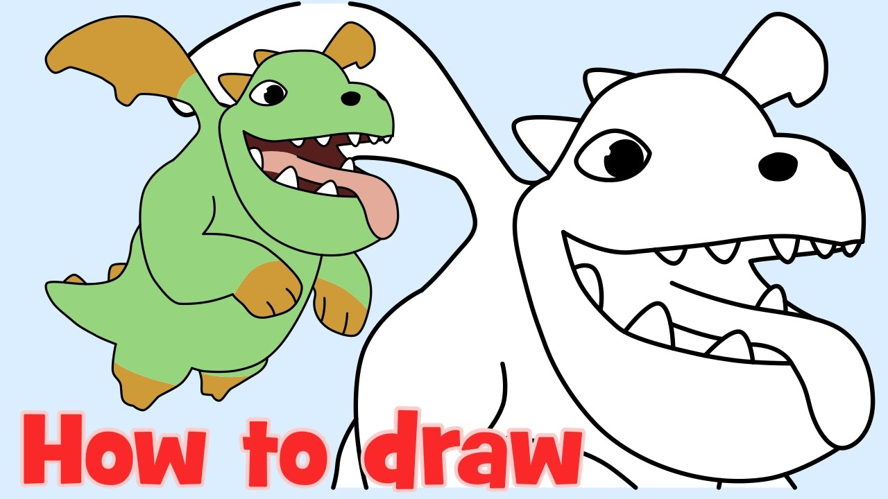 Body clipart dragon. Baby drawing at getdrawings