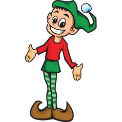 Body clipart elf. Clip art merry christmas