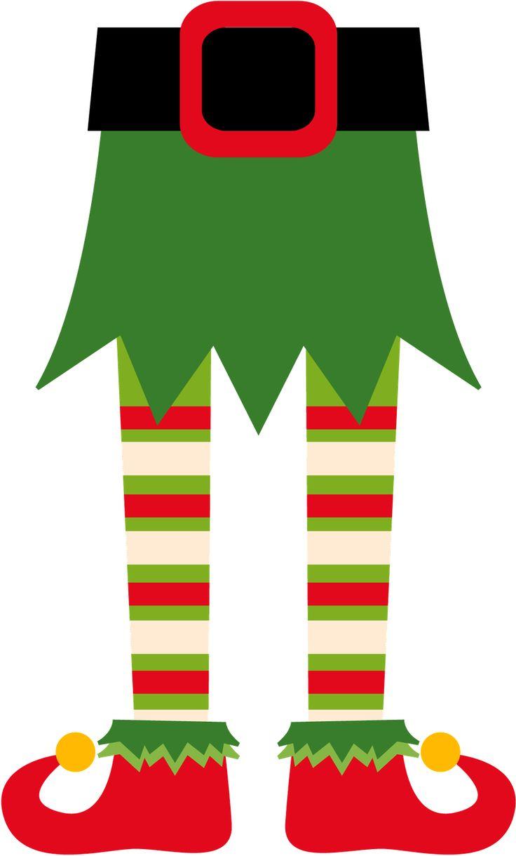 Free elf legs cliparts. Elves clipart body