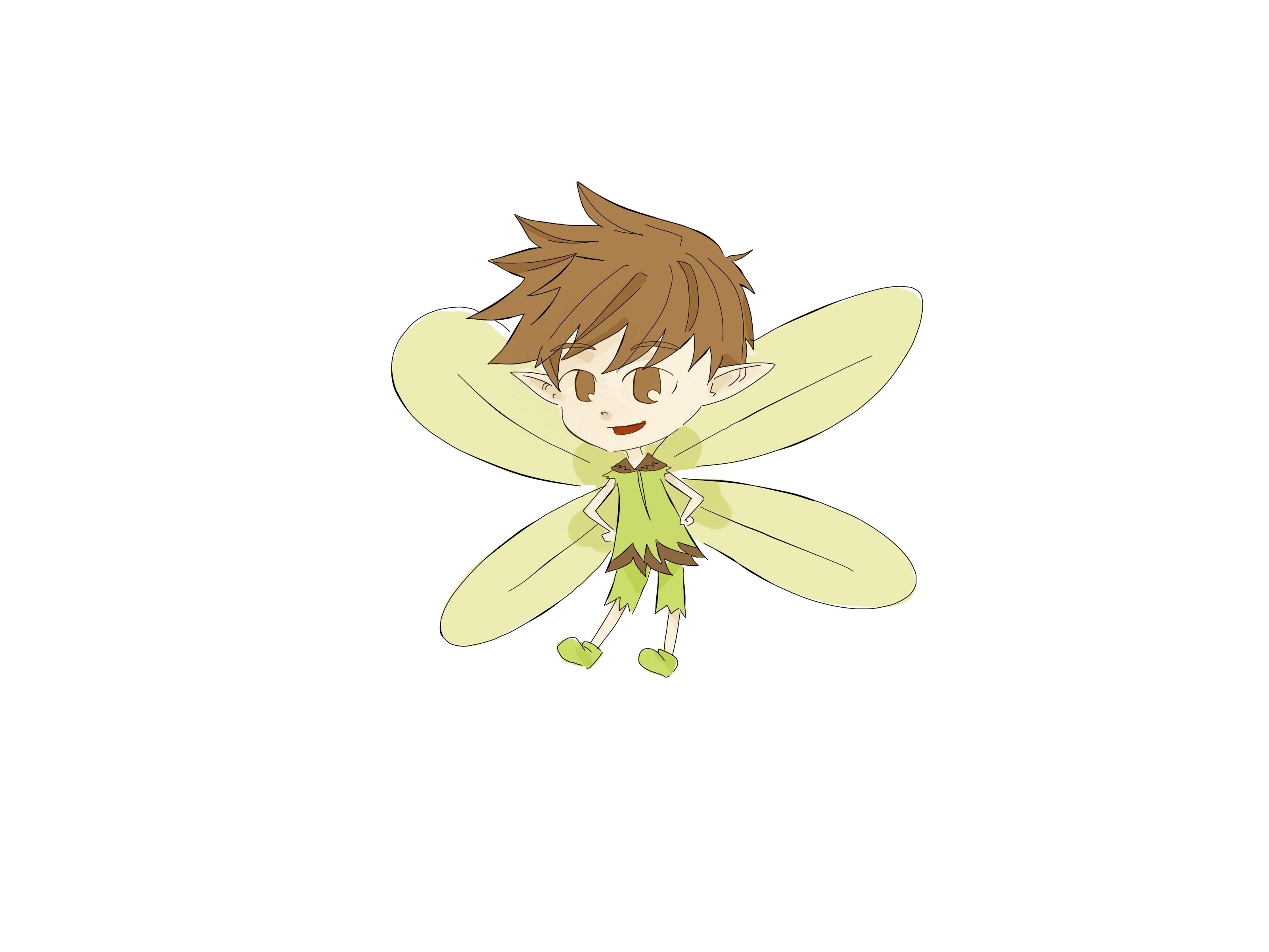 easy ways to. Body clipart fairy