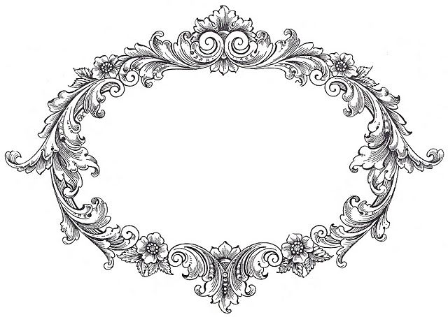 Body clipart fairy. Free vintage frame clip