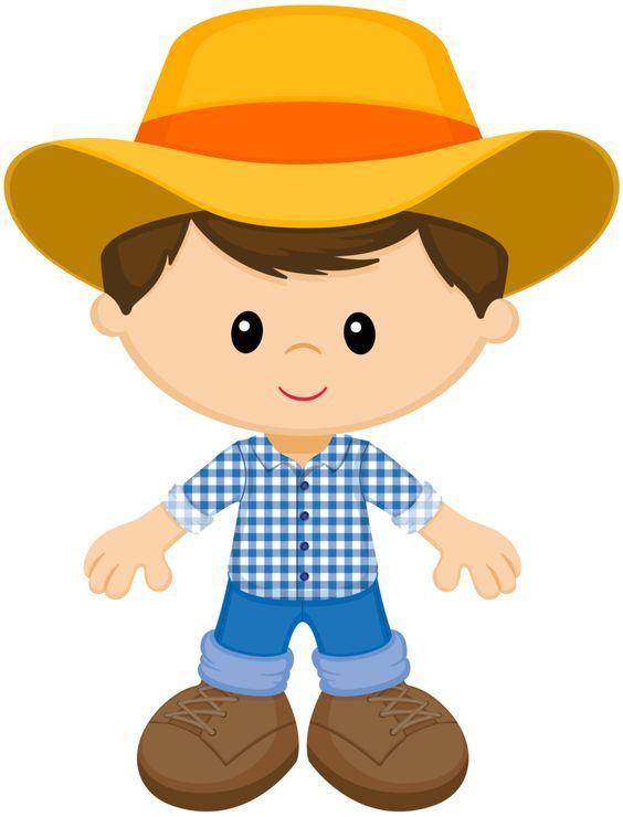 best flo animation. Body clipart farmer