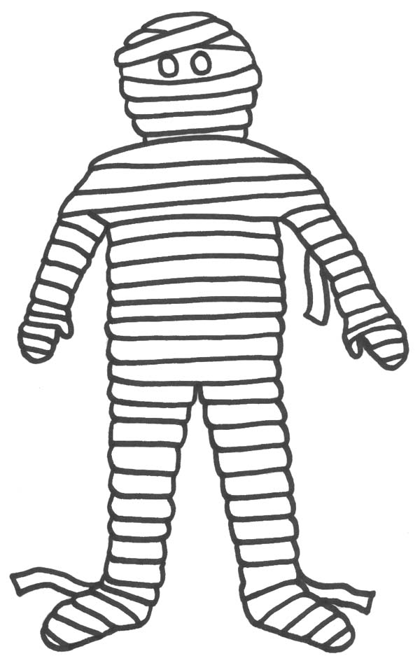 Body clipart mummy. Drawing at getdrawings com