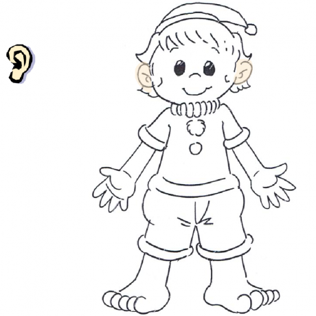 Body clipart my body. Parts free download clip