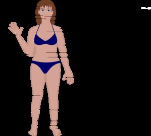 Human clip art at. Body clipart public