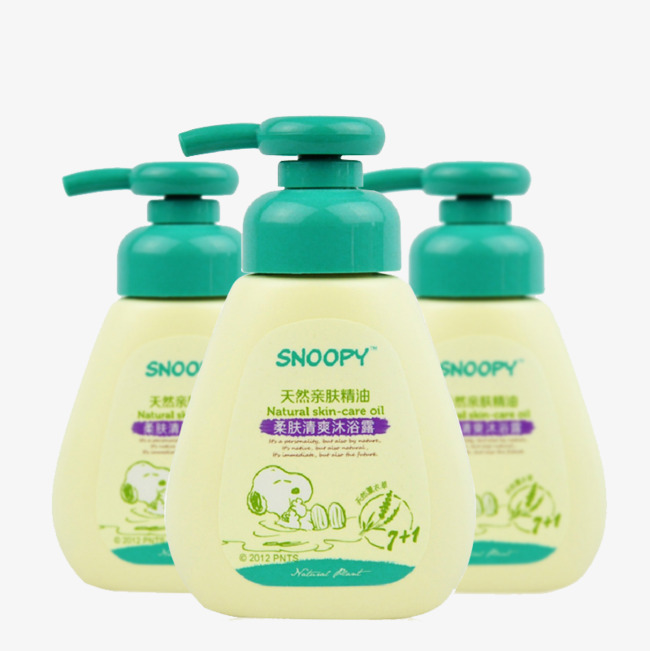 Body clipart skin. Snoopy refreshing wash product