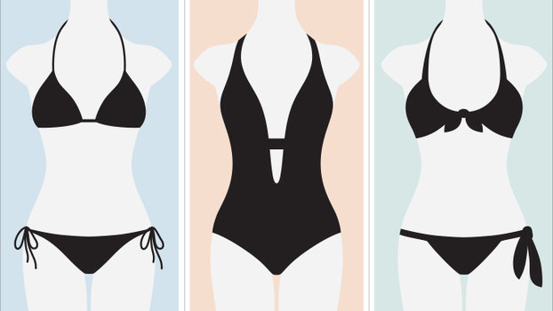 Body clipart swimsuit. Bathing suit drawing at