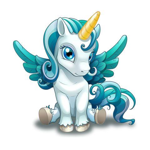 Body clipart unicorn. B licorne cute manches