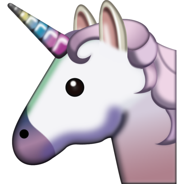 Unicorn emoji add some. Narwhal clipart purple